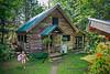 "Judy Geer ""Pizza"" cabin"