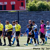St Paul, MN - Saturday, May 13,2017 :  Viejos Son Los Trapos FC (VSLT) played Minneapolis City SC in a  National Premier Soccer League - Midwest Region  (NPSL) game at James Griffin Stadium.  Final score Mpls City 2, VSLT 1