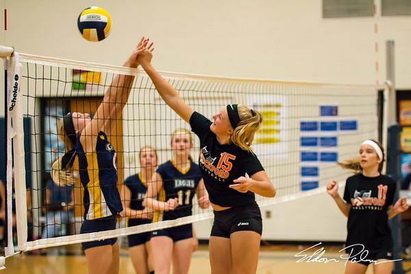 NRMS 8th Grade Volleyball vs Hudsonville Riley