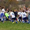 November 1, 2015:  NRU vs. Roanoke Star U12 Blue