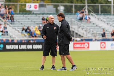 NWSL Semifinals - NC Courage vs Chicago Red Stars