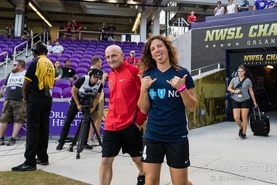 NWSL Championship - NC Courage vs Portland Thorns FC
