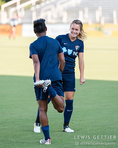 NWSL Regular Season - NC Courage vs Seattle Reign