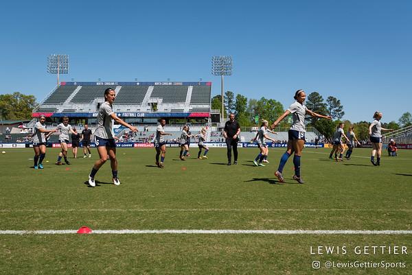 NWSL Regular Season - NC Courage vs Utah Royals FC