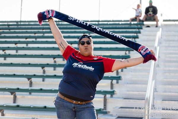 NWSL Regular Season - NC Courage vs Washington Spirit