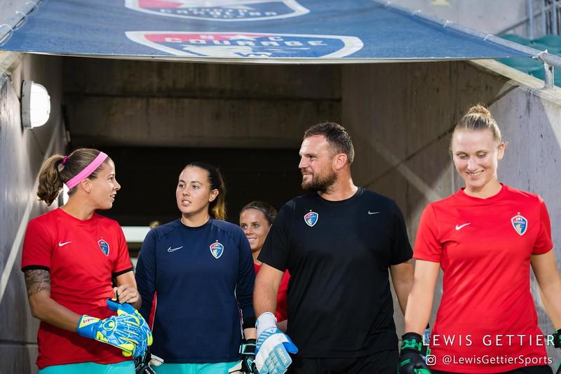 NWSL Regular Season Week 23 - NC Courage vs Houston Dash