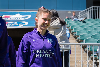 NWSL Preseason - NC Courage vs Orlando Pride