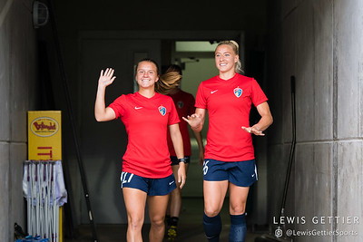 NWSL Regular Season Week 4 - NC Courage vs Sky Blue FC