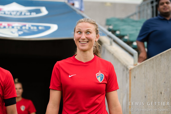 NWSL Regular Season Week 16 - NC Courage vs Washington Spirit