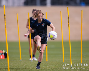 NC Courage Training
