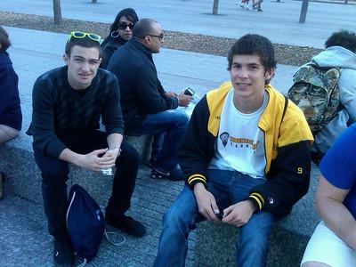 NY Lacrosse Trip, April 2012