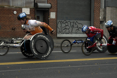 "JOSH CASSIDY          310 CAN Place 6 ROGER PUIGBO        306 ESP  Place 4 SAUL MENDOZA       314 USA  Place 5 ""NEW YORK CITY MARATHON 2009""                                                     ""MILE 14 in Long Island City Queens"""