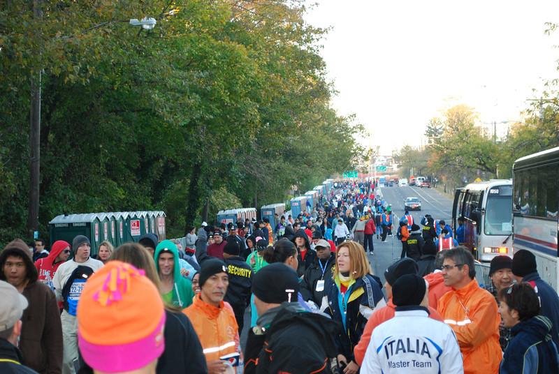 NYC Marathon 2011 002