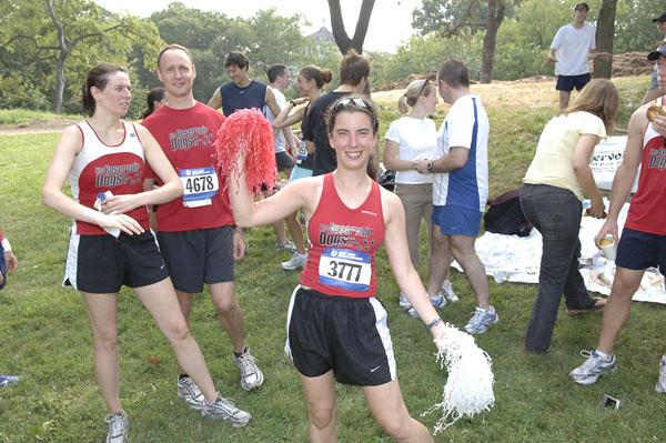 NYRR Team Championships 2006