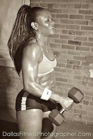 Nabile Fitness Photos