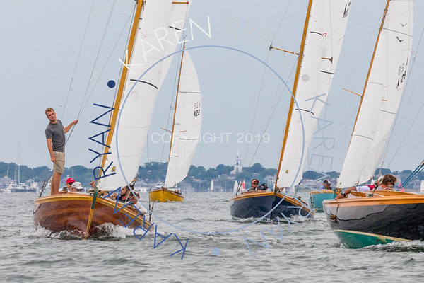 Nantucket One Design & Rendezvous 2018