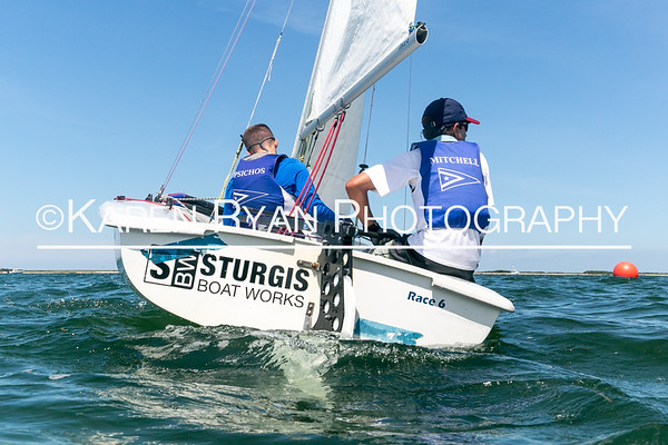 Nantucket Race Week 420 Youth 2016