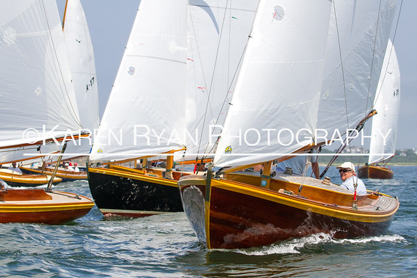 Nantucket Race Week One Designs 2016