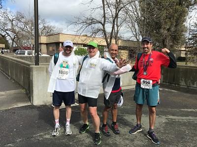 Napa Valley Marathon - March 2017