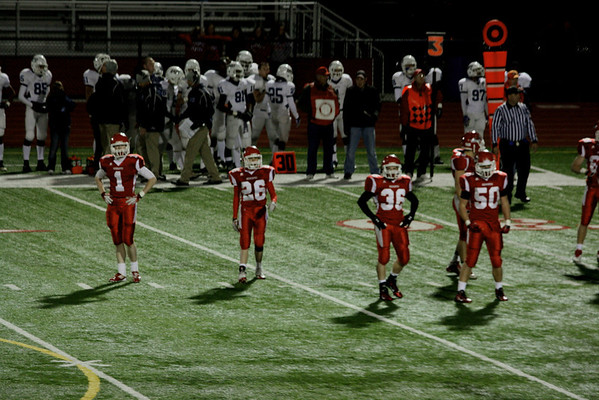 Naperville Central Football 2011