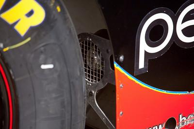 Tire sensor on #24?
