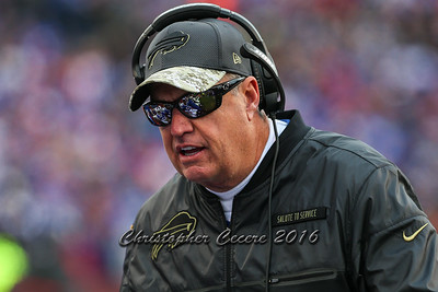 Head Coach Rex Ryan