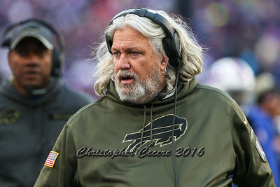 Assistant Coach Rob Ryan