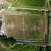 APTOPIX Argentina Crooked Soccer Field