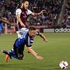 APTOPIX MLS Earthquakes Rapids Soccer