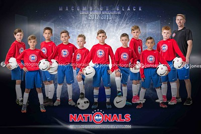 Pride Team Poster Nats 08 B Boys