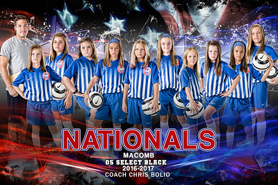 Nationals Poster 05 Select Black with grunge and sharpen