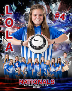 Lola Nationals Door Sign Template