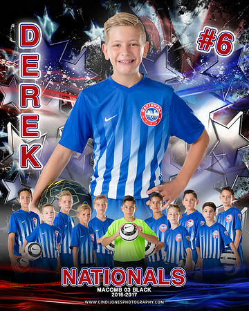 Derek Nationals Door Sign Template