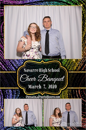 Navarre Highschool Cheerleading Banquet