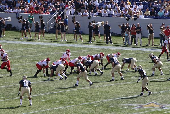 Navy vs Rutgers