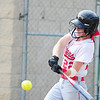 Neshannock's Madison Altmyer connects with the ball. — Tiffany Wolfe