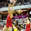 England v Uganda – Vitality Netball International Series - London