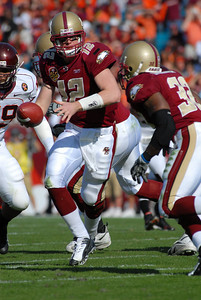 Matt Ryan of Boston College