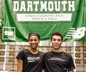 New Balance Mile Winners Dartmouth Relays