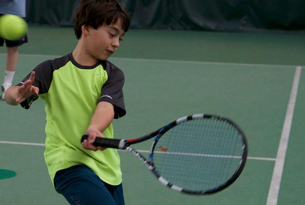 Junior Tennis Promo