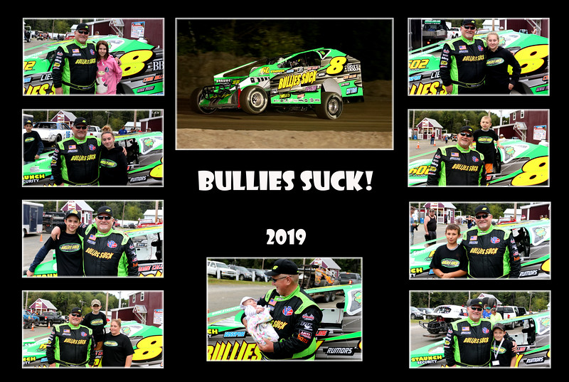 2019 Racing Collages