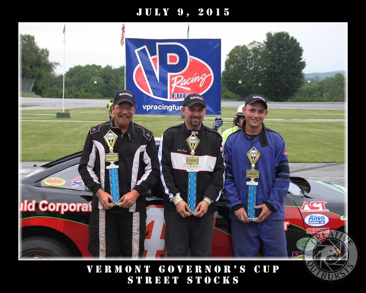 7-9 Vermont Governor's Cup 150