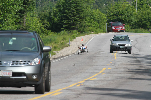 2012 New England Disabled Sports Bike Race