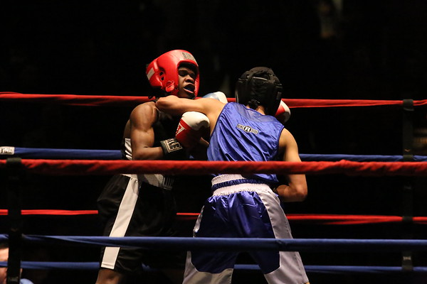 New England Golden Gloves Novice finals 022317