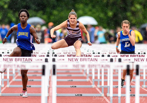 New England T&F Championships Highlights