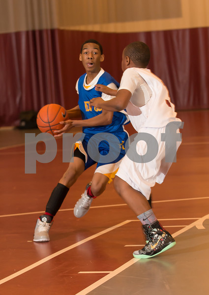 ECS vs New Hope (mid playoffs)-85