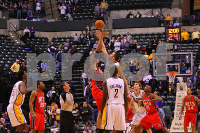 New Jersey Nets vs Ind Pacers