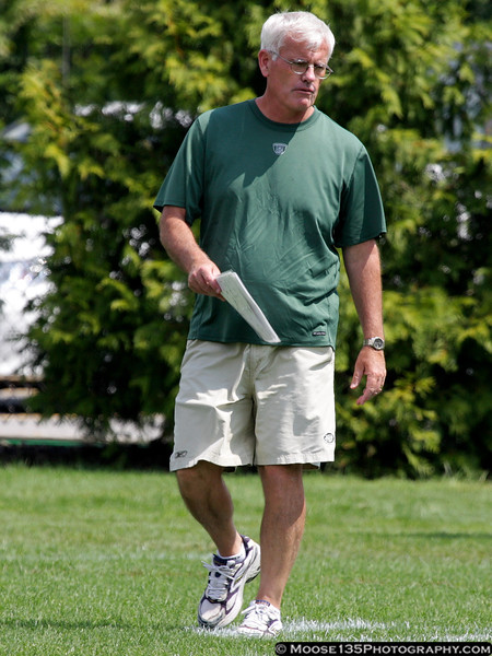Jets Defensive Coordinator Bob Sutton