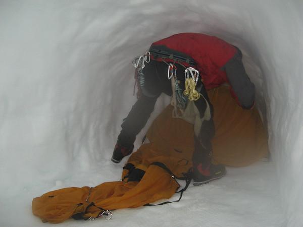 New Zealand Mountaineering 2009
