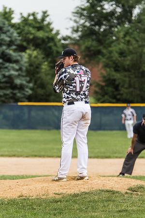 Newton vs Falls American Legion Baseball 6202015